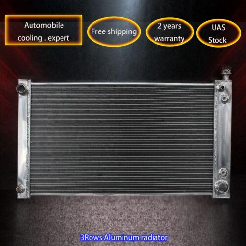 DPI618 Radiator for Chevrolet C1500 C2500 C3500 K1500 K2500 K3500 1988-1997 GMC