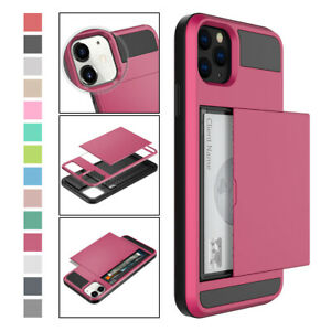 Wallet-Case-For-Apple-iPhone-11-Pro-Max-2019-Shockproof-Heavy-Duty-Rugged-Cover