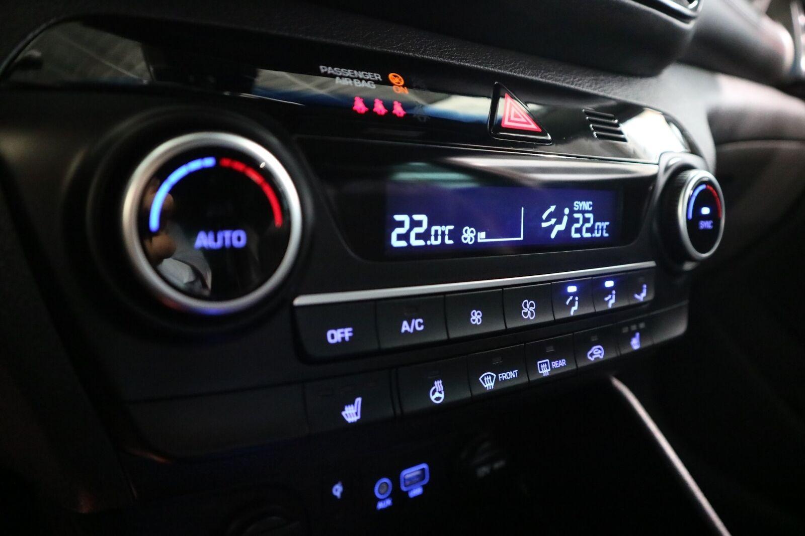 Hyundai Tucson 1,6 T-GDi N-Line DCT - billede 6