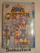 MANGA:   Rave Master Vol. 25 by Hiro Mashima (2007, Paperback) In new condition!