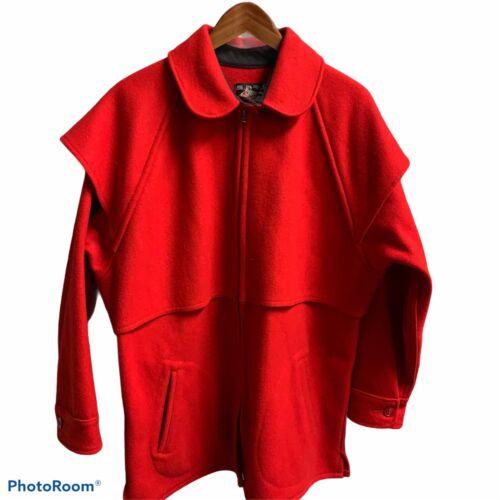 JOHNSON WOOLEN MILLS Women's Jacket Vermont Wool C