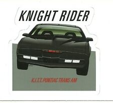 KNIGHT RIDER TRANS AM Sticker Decal