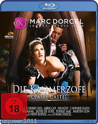 Die Kammerzofe (Marc Dorcel) (Blu-Ray) CLAIRE CASTELL