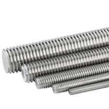 length 200 mm * 20cm 1 Threaded Rod Stainless Steel a2 DIN 976 m2x200mm m2