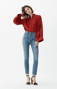 Citizens-of-Humanity-Olivia-Petite-High-Rise-Slim-Ankle-Jeans-Sz-30