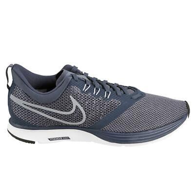 Mens Nike Zoom Strike Blue Running