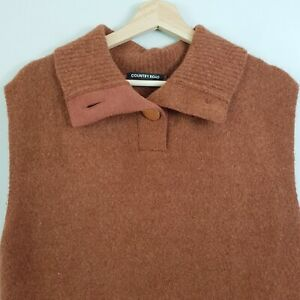 COUNTRY-ROAD-Womens-Baby-Alpaca-Blend-Jumper-Size-S-or-AU-10-or-US-6