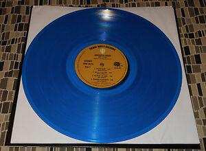 The Grateful Dead Built To Last Friday Music 180g Blue