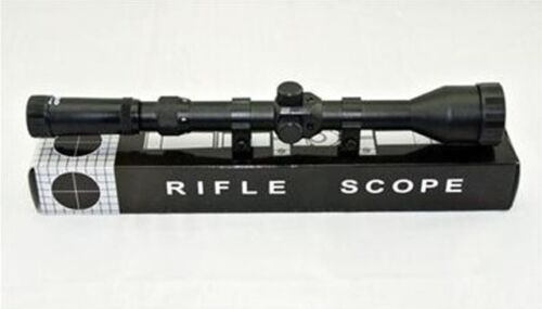 Hunting Optics Rifle Scopes 3-7X28 Airsoft Riflescope With Free Mount New
