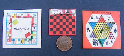1:12 Scala Miniatura Per Casa Delle Bambole Board Giochi Scuola Materna Pupazzi