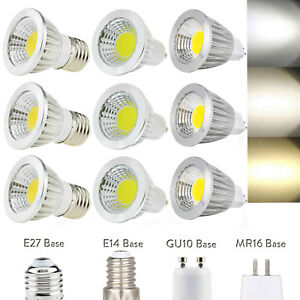 Ultra-Bright-MR16-GU10-E27-E14-Dimmable-6W-9W-12W-LED-COB-Spot-Light-Bulbs-CREE