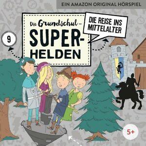 Die-Grundschul-Superhelden-Folge-9-Die-Reise-ins-Mittelalter-CD-NEU-OVP