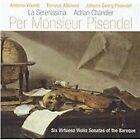 Per Monsieur Pisendel: Six Virtuoso Violin Sonatas of the Baroque (2003)
