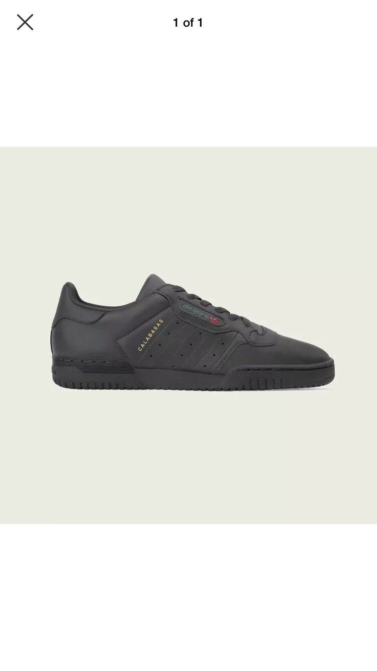 Yeezy Powerphase Core Core Powerphase noir Uk 9.5 4a5a73