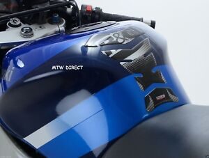 R/&G Black 2-Grip Tank Pads For Suzuki 2009 GSF1250 Bandit K9