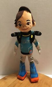 "Disney Miles from Tomorrowland Plush Stuffed Doll Toy 14"" TTA Disney Store"