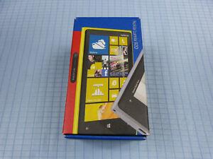 Nokia-Lumia-920-32GB-Schwarz-Gebraucht-Ohne-Simlock-TOP-OVP