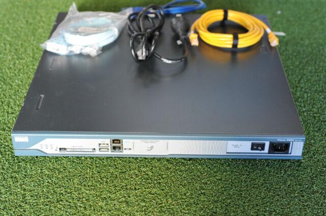 CISCO 2811-HSEC/K9 w/ HWIC-3G-GSM, AIM-VPN/SSL-2, NM-16ESW- 1 YEAR WARRANTY