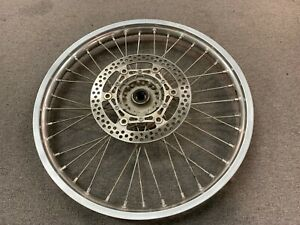 2003-Yamaha-YZ250F-Front-Wheel-Excellent