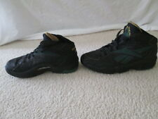 8a548dcc111b15 item 5 Vintage 90s Reebok Above the Rim Shoes Size 9 Black Green Sneakers  Basketball -Vintage 90s Reebok Above the Rim Shoes Size 9 Black Green  Sneakers ...