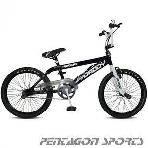 BMX-20-034-Bike-Fahrrad-Rad-Freestyle-4x-Pegs-360-Rotor-Rooster-BIG-DADDY-8-Farben