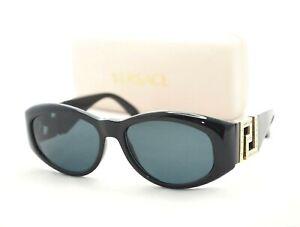 fdbcfe58e54ad Image is loading Gianni-Versace-T24-sunglasses-vintage-black-baroque-gold-