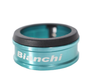Bianchi Seatpost Clamp B 34.9MM For Road MTB Cross bike Seat Pipe DY Celeste 001