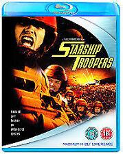 STARSHIP TROOPERS - BLU-RAY - REGION B UK