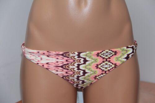 New O/'Neill Bikini Bottom Size S Bahia Twist Side Pant PIN