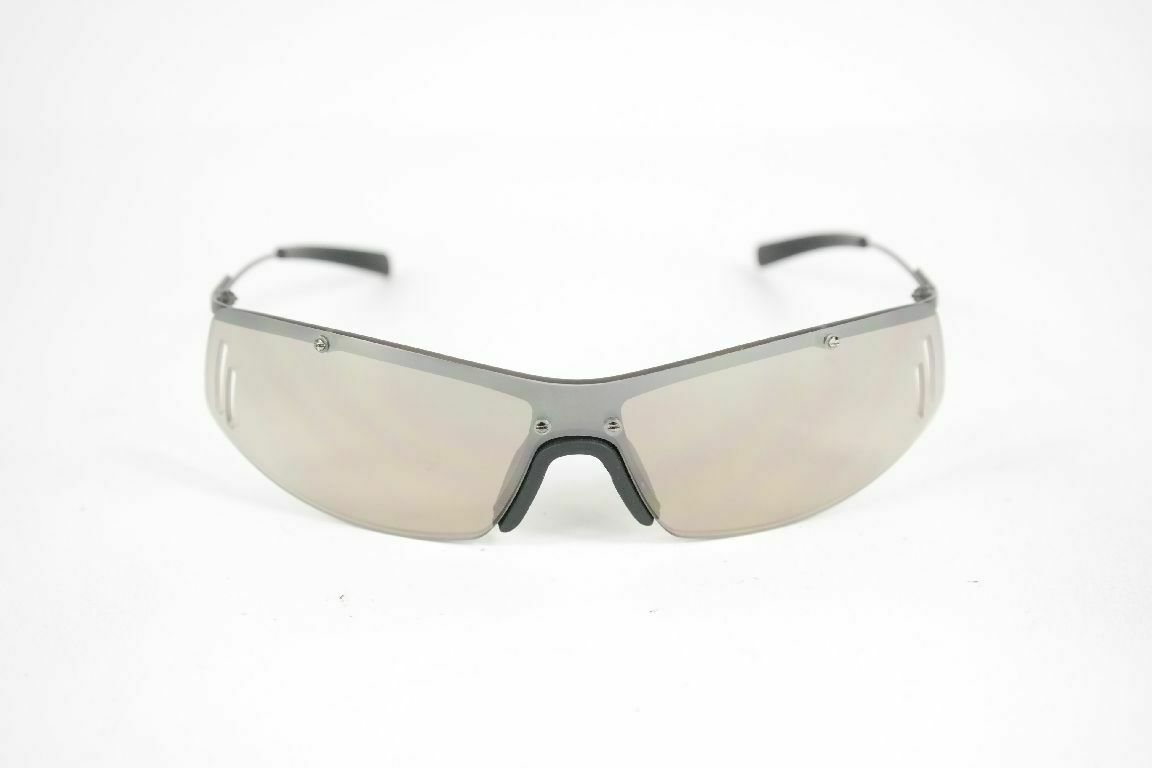 Reebok B1020 66[]15 Schwarz halbrand Sonnenbrille sunglasses Neu
