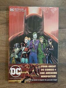 Batman-89-Third-Print-Walmart-4-Pack-New-Sealed-1st-Punchline-Cameo-DC-Comics