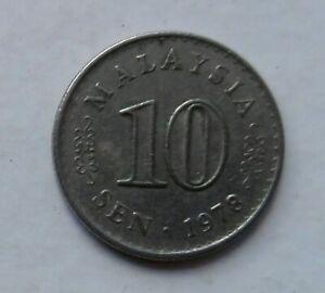 Parliament-Series-10-sen-coin-1978