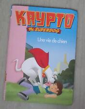 Krypto the superdog Une vie de chien  Bibliothèque rose