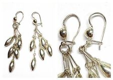 Schöne Ohrringe Ohrhänger 925er Silber Ohrschmuck Silberohrringe Silberschmuck