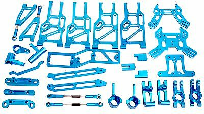 Upgrade Parts Package For HSP RC 1/8 Nitro Off-Road Buggy Car 94760 61 62 63 66