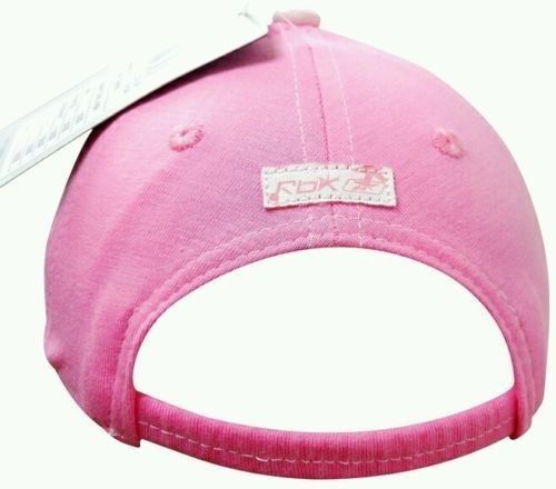 Reebok Pink Baby Cap//Hat BRAND NEW WITH TAGS Size 0-36 Months Designer BARGAIN