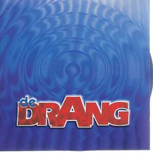 CD-album-DE-DRANG-SAME-SELFTITLED-megarare-Holland-pop