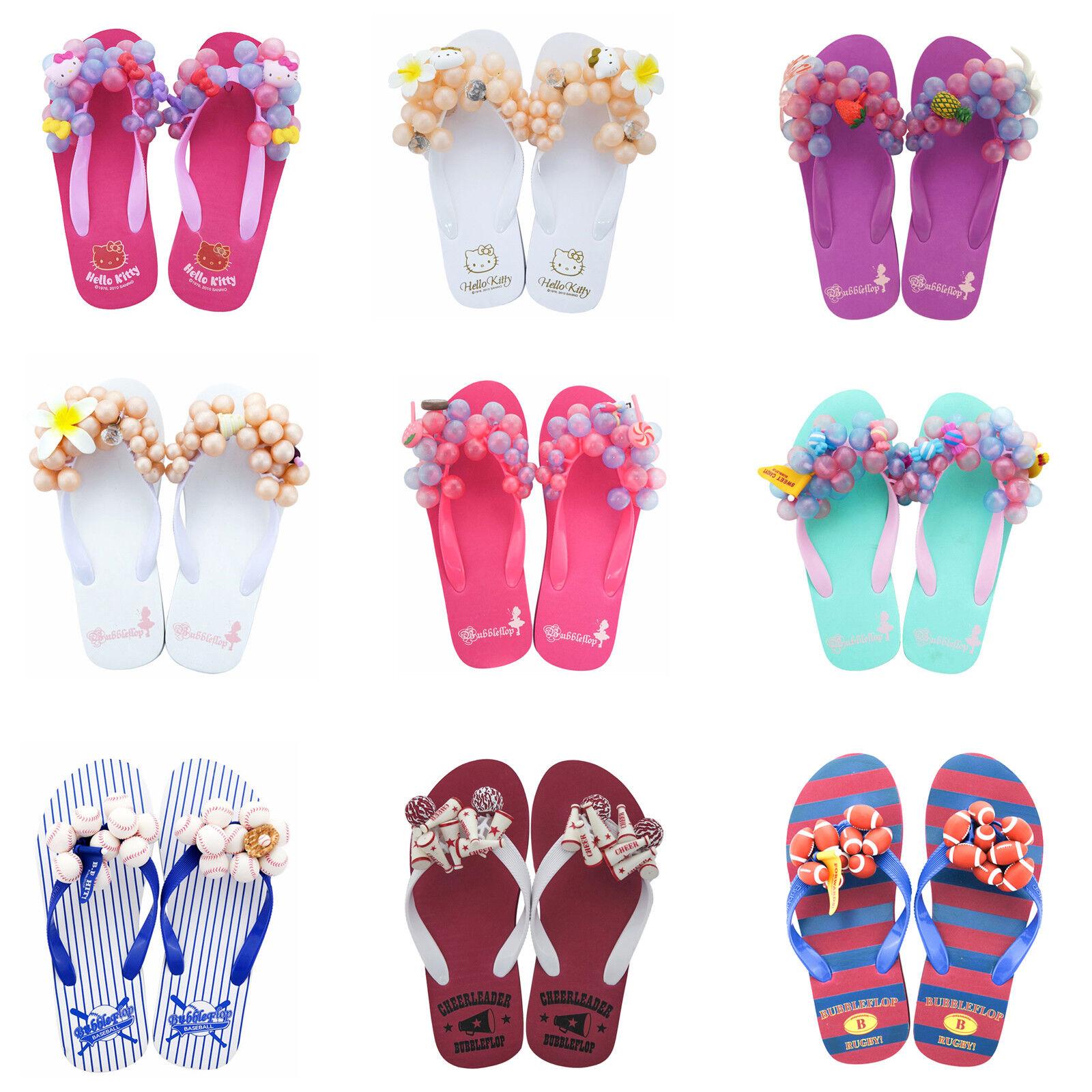 Korea Sexy Cute Woman Summer Beach Sandals & High Heel Flip BUBBLE FLOP Slippers