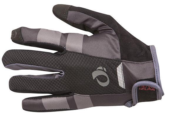 Pearl Izumi P. R.o. pro Gel Lüftungs Ganzer Finger Radsport Handschuh Schwarz -