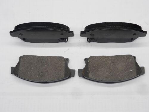 Bremsbeläge vorne für Chevrolet Cruze Orlando Opel Astra J 1,4 1,7 2,0 16 Zoll