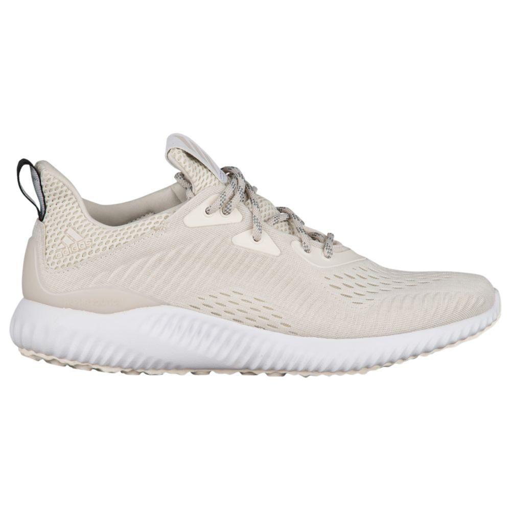 adidas Alphabounce EM (Size Women's (Size EM 9.5 & 10) White/Talc BW1196 a2f401