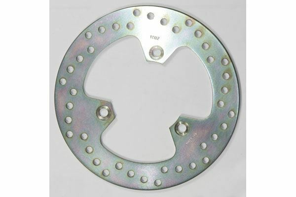 FIT HONDA CBR 250 RH (MC17) 87 EBC Brake Disc Rear Left