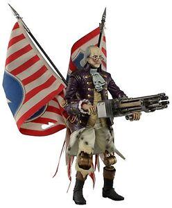 Bioshock-Infinite-9-034-Benjamin-Franklin-Motorized-Patriot-Action-Figure-NECA
