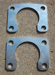 NEW-9-034-Inch-Ford-Big-Ford-Old-Style-Axle-Retainer-Plates-1-2-Ends-Rearend