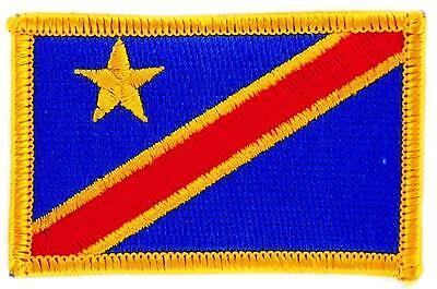 Patch écusson brodé Drapeau NOUVELLE ZELANDE  flag Thermocollant Insigne Blason