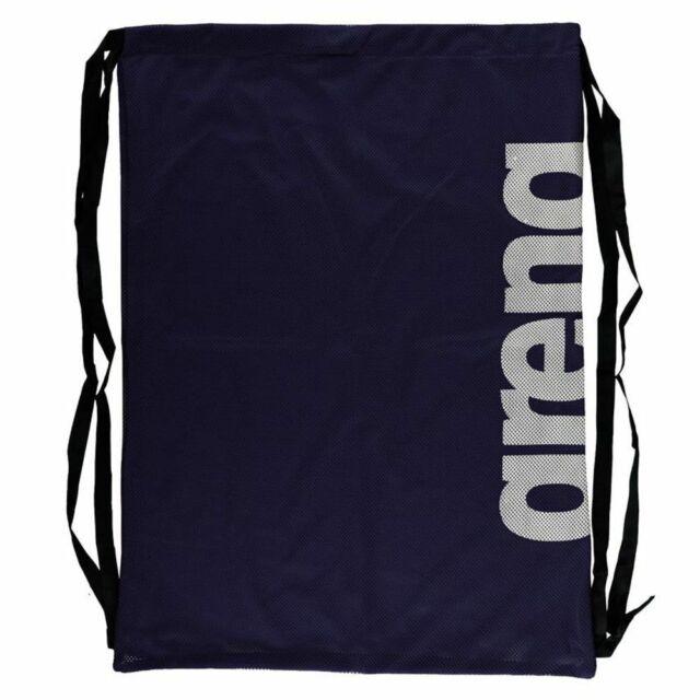 Arena Fast Mesh Swim Bag Navy - Team, Swimming Bag, Mesh Swimming Bags