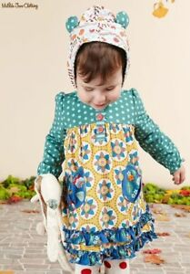 9b6a60626 MATILDA JANE Once Upon A Time Baby Bear Dress Size 6-12m no diaper ...