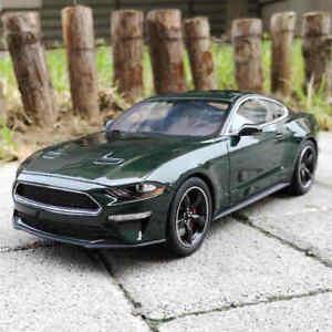 GT-Spirit-1-18-SCALE-2019-FORD-GT-Mustang-Bullitt-COLLECTIBLE-DIECAST-CAR-MODEL