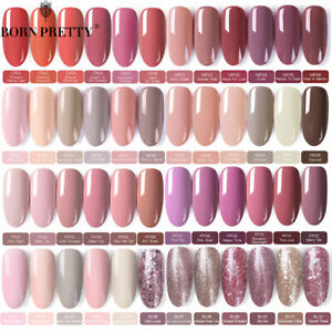 BORN-PRETTY-Nail-Art-Smalto-Gel-UV-Polish-Semipermanente-Soak-off-Gel-Nails-DIY