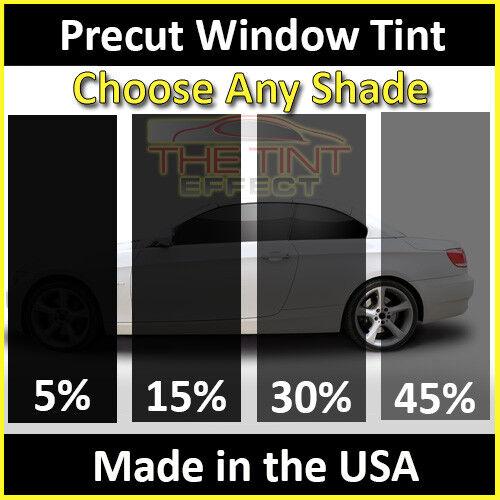 Automotive Film Visor Only Precut Window Tint Fits 2011-2019 Dodge Durango